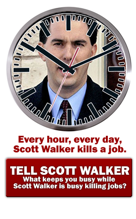 Scott Walker's Clock