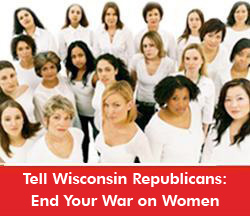 Stop the Republican War on Women